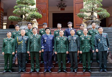 TAQS hai nuoc Viet Nam-Han Quoc: Tang cuong trao doi kinh nghiem va hop tac tu phap - Anh 3