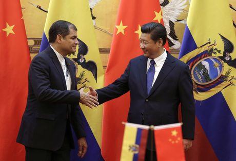 Trung Quoc tro thanh 'ong trum' thuong mai tu do neu TPP bi tri hoan - Anh 2