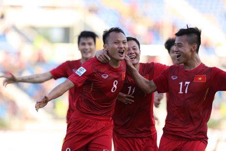 Thang toi thieu Malaysia, Viet Nam rong duong vao ban ket - Anh 1