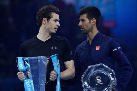 Tin the thao HOT 23/11: Thay Djokovic khong phuc Murray - Anh 1
