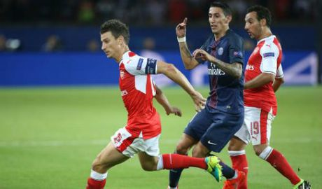 """Arsenal – PSG: """"Chung ket"""" day toan tinh - Anh 2"""