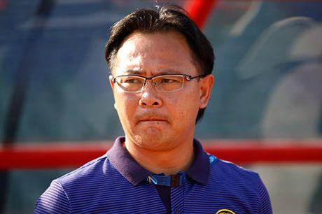 HLV Huu Thang: DT Viet Nam may man moi thang Malaysia - Anh 1