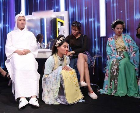 'On gioi, cau day roi': Mai Ho so Tran Thanh hai 'ban song ban chet' - Anh 2