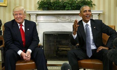 Trump: 'Toi rat thich Tong thong Obama' - Anh 1