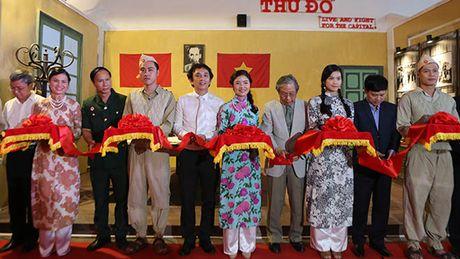 Khai mac Trien lam 'Song mai voi thu do' - Anh 1