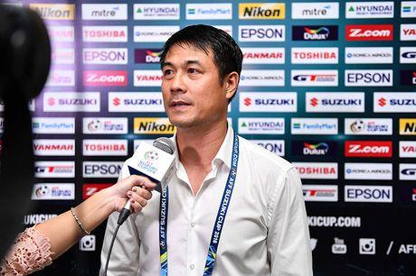 Ban tin The thao: Viet Nam thang Malaysia nho 'gap may' - Anh 1