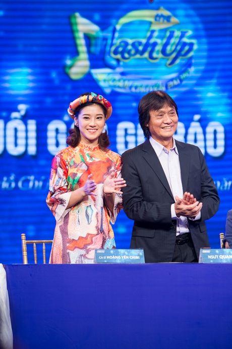 Thanh Duy Idol lam MC trong 'Hoan chuyen bat ngo' - Anh 2