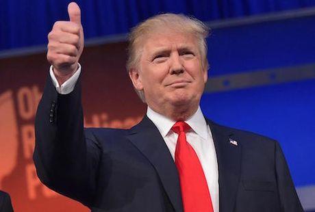 Tim Cook da goi dien cho Donald Trump - Anh 1
