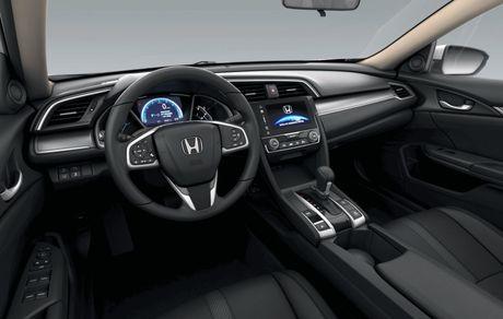 Honda Civic ban 1.0T ra mat tai Trung Quoc - Anh 6