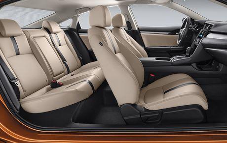 Honda Civic ban 1.0T ra mat tai Trung Quoc - Anh 7