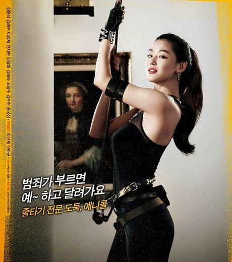 4 vai dien khong dung hang cua 'mo chanh' Jeon Ji Hyun - Anh 2