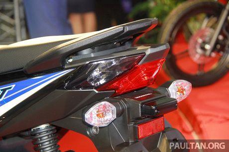 Xe tay ga gia re cua Honda ra mat tai Malaysia - Anh 10