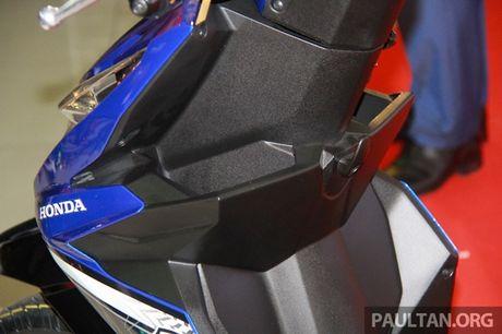 Xe tay ga gia re cua Honda ra mat tai Malaysia - Anh 5