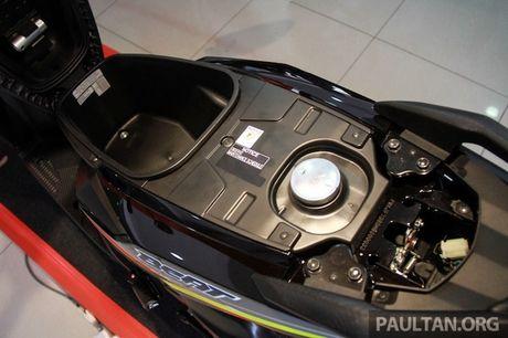 Xe tay ga gia re cua Honda ra mat tai Malaysia - Anh 9