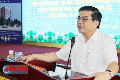 Gop phan giu vung an ninh chinh tri khu vuc mien Trung – Tay Nguyen - Anh 2
