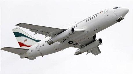 My cap phep de Airbus ban may bay cho Iran - Anh 1