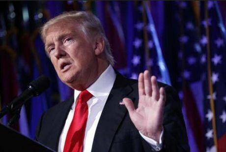 Donald Trump tu bo TPP, bao Trung Quoc lap tuc phat tin hieu ve van tan Tong thong dac cu My - Anh 1