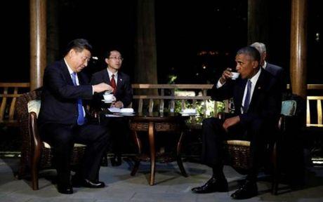 Donald Trump tu bo TPP, bao Trung Quoc lap tuc phat tin hieu ve van tan Tong thong dac cu My - Anh 3