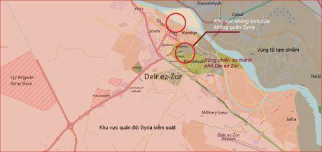 Khong quan Nga va Syria danh te liet phien quan IS o Deir Ezzor - Anh 2
