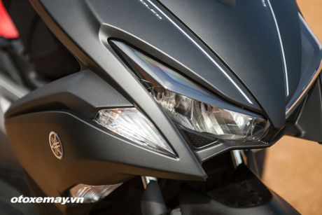 Chi tiet 'Sieu xe tay ga the thao' Yamaha NVX - Anh 12