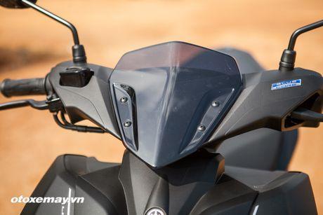 Chi tiet 'Sieu xe tay ga the thao' Yamaha NVX - Anh 16