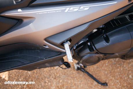 Chi tiet 'Sieu xe tay ga the thao' Yamaha NVX - Anh 17