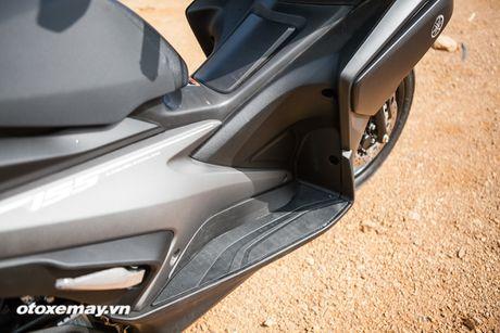 Chi tiet 'Sieu xe tay ga the thao' Yamaha NVX - Anh 19