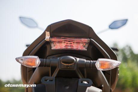 Chi tiet 'Sieu xe tay ga the thao' Yamaha NVX - Anh 20