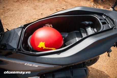 Chi tiet 'Sieu xe tay ga the thao' Yamaha NVX - Anh 11