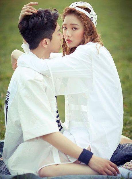 Nhung lan chup anh chung dep nhu mo cua cap doi 'Tien nu cu ta Kim Bok Joo' - Anh 11