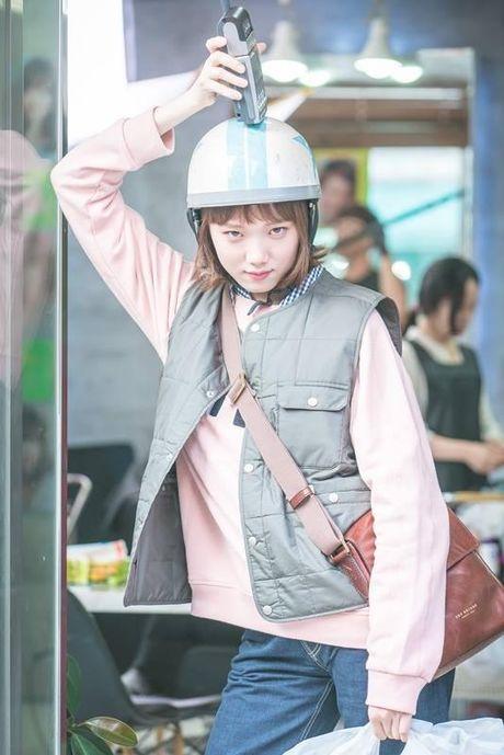 Nhung lan chup anh chung dep nhu mo cua cap doi 'Tien nu cu ta Kim Bok Joo' - Anh 2