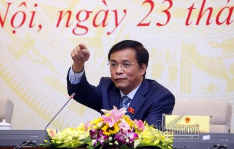 Khai tru Dang ong Vu Huy Hoang neu vi pham hinh su - Anh 1