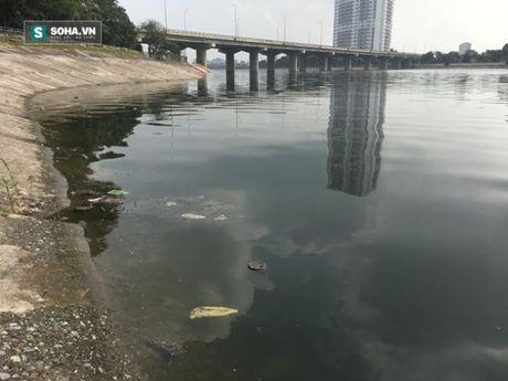 Nguoi dan phong doan nguyen nhan bao cao su noi trang ho Linh Dam - Anh 13