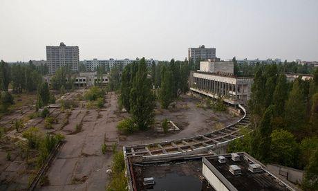 Trung Quoc xay nha may dien gan nam mo hat nhan Chernobyl - Anh 1