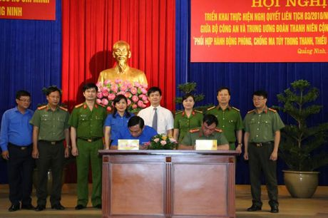 Quang Ninh: Day lui te nan ma tuy xam nhap gioi tre - Anh 1