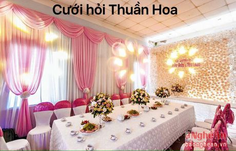 Hien dai va an tuong voi dich vu tiec cuoi Thuan Hoa - Anh 6