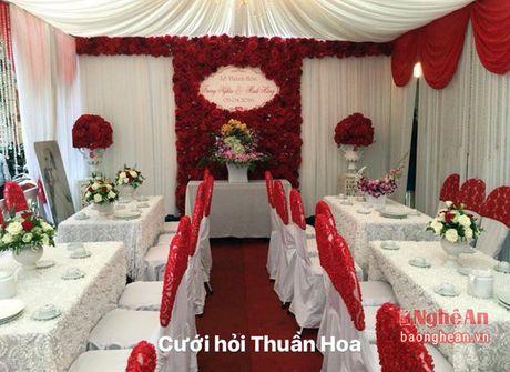 Hien dai va an tuong voi dich vu tiec cuoi Thuan Hoa - Anh 7