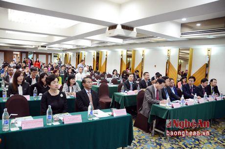 Hon 150 doanh nghiep Thai Lan tham du hoi nghi quang ba xuc tien du lich Nghe An tai Bang Coc - Anh 2