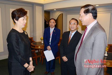 Hon 150 doanh nghiep Thai Lan tham du hoi nghi quang ba xuc tien du lich Nghe An tai Bang Coc - Anh 4