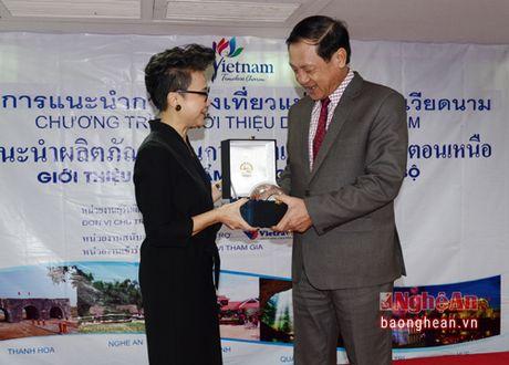 Hon 150 doanh nghiep Thai Lan tham du hoi nghi quang ba xuc tien du lich Nghe An tai Bang Coc - Anh 7