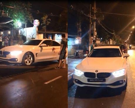 Xon xao soai ca Binh Duong bat ngo tang BMW cho vo - Anh 2