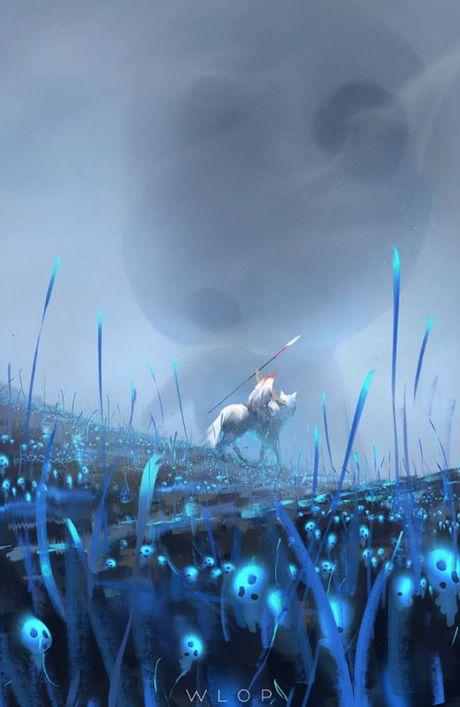 Ghibli: Khi kiet tac duoc ve lai thanh nhung… kiet tac khac! - Anh 13