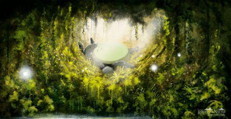 Ghibli: Khi kiet tac duoc ve lai thanh nhung… kiet tac khac! - Anh 17