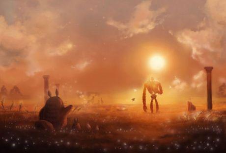 Ghibli: Khi kiet tac duoc ve lai thanh nhung… kiet tac khac! - Anh 19