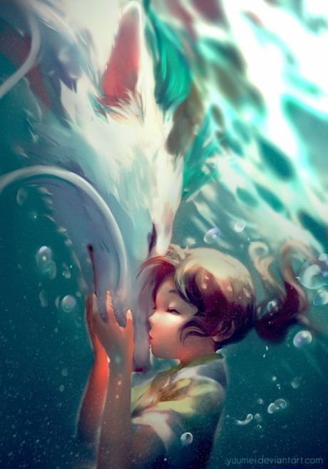 Ghibli: Khi kiet tac duoc ve lai thanh nhung… kiet tac khac! - Anh 1