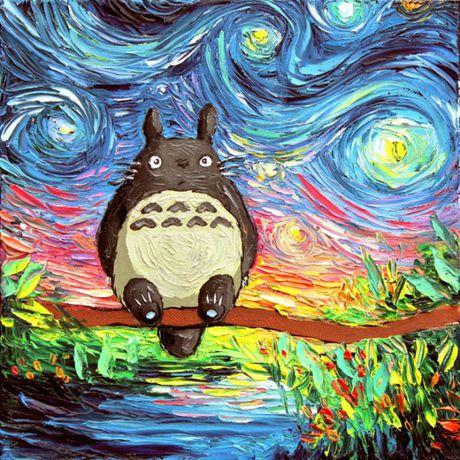 Ghibli: Khi kiet tac duoc ve lai thanh nhung… kiet tac khac! - Anh 2