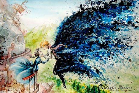Ghibli: Khi kiet tac duoc ve lai thanh nhung… kiet tac khac! - Anh 4