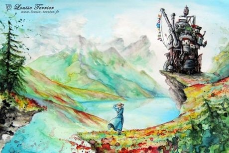 Ghibli: Khi kiet tac duoc ve lai thanh nhung… kiet tac khac! - Anh 7