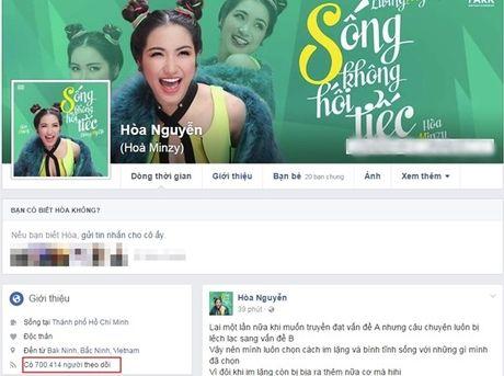 Bat chap cuoc 'thanh trung' cua facebook, nhung sao Viet nay van hot ran ran - Anh 10