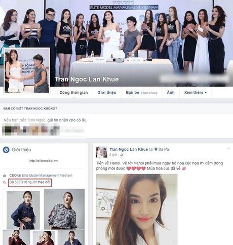 Bat chap cuoc 'thanh trung' cua facebook, nhung sao Viet nay van hot ran ran - Anh 13